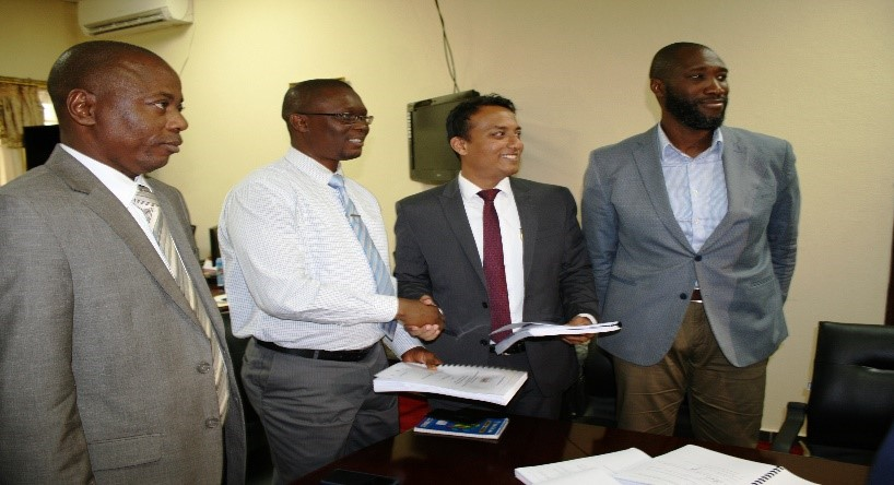 Government of Sierra Leone signs 5.7 Million Dollar Integrated Tax Administration System Implementation contract